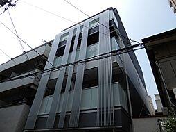 シャンティ神戸三宮[4階]の外観