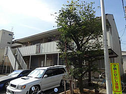 タウニー住之江[2階]の外観