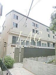 東京都品川区東大井3丁目の賃貸アパートの外観
