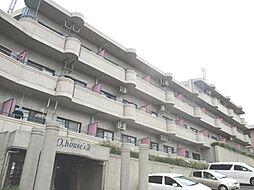 大阪府寝屋川市太秦中町の賃貸マンションの外観