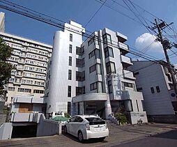 京都府京都市右京区西大路通綾小路上る西院三蔵町の賃貸マンションの外観