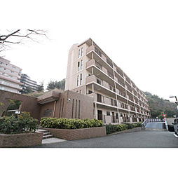 兵庫県神戸市北区山田町小部の賃貸マンションの外観