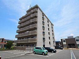 大阪府堺市東区野尻町の賃貸マンションの外観