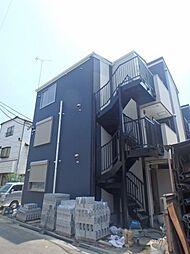 神奈川県川崎市川崎区浅田2丁目の賃貸アパートの外観