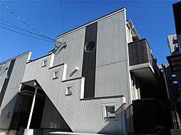 クレフラスト松戸吉井町B棟[2階]の外観