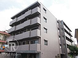 東京都大田区西蒲田4丁目の賃貸マンションの外観