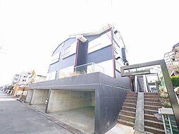 サンシャインハイツカジワラ[1階]の外観