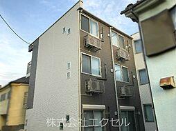 JR中央本線 日野駅 徒歩10分の賃貸アパート