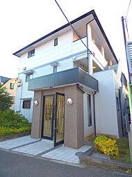 埼玉県さいたま市中央区鈴谷5丁目の賃貸アパートの外観