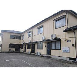 第二コーポ上田[1階]の外観