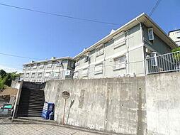 第二稲荷山ハイツAB[1階]の外観