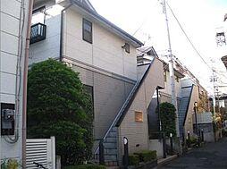 東京都豊島区南大塚1の賃貸アパートの外観