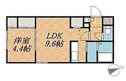 美園駅 4.3万円