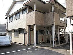 渡辺荘[11号室]の外観