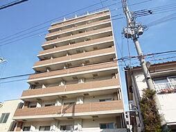 エステムヒルズ新大阪[8階]の外観