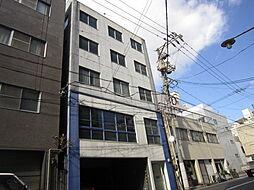 川住ビル[4階]の外観