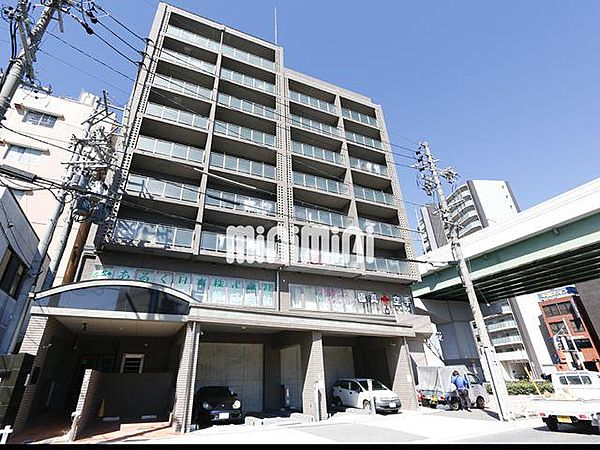 グラシューズ鶴舞[3階]の外観