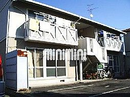 愛知県小牧市新町2丁目の賃貸アパートの外観