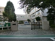 練馬区立石神井南中学校
