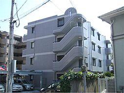 大阪府豊中市岡町南3丁目の賃貸マンションの外観