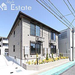名古屋市営名港線 日比野駅 徒歩17分の賃貸アパート