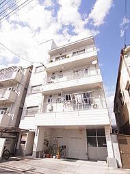 広島県広島市西区楠木町の賃貸マンションの外観