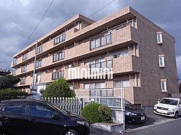 ドミールブラン[3階]の外観