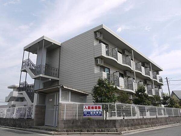 茨城県つくば市桜1丁目の賃貸マンション