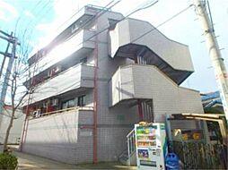 プチコート高幡[2階]の外観