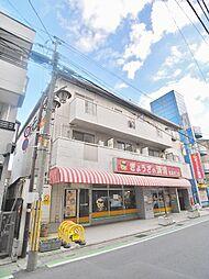 埼玉県朝霞市本町の賃貸アパートの外観