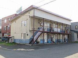 篠田ハイツ[1階]の外観