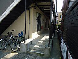 愛知県名古屋市東区筒井1丁目の賃貸アパートの外観