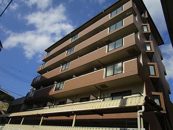 プロムナード名谷 6階の賃貸【兵庫県 / 神戸市垂水区】