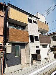 愛知県名古屋市緑区鳴海町字本町丁目の賃貸アパートの外観