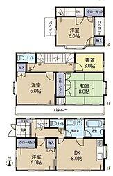 南与野駅 1,880万円