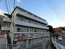 兵庫県神戸市須磨区妙法寺字蓮池の賃貸マンションの外観