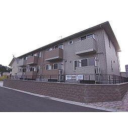 福島県郡山市富田東6丁目の賃貸アパートの外観