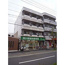京都府京都市右京区山ノ内宮脇町の賃貸マンションの外観