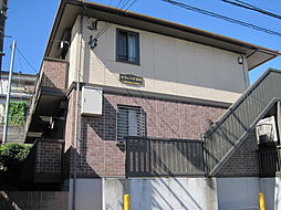 神奈川県横浜市金沢区富岡東6丁目の賃貸アパートの外観