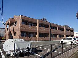 福岡県飯塚市楽市の賃貸アパートの外観