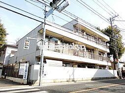 東京都三鷹市牟礼4丁目の賃貸マンションの外観