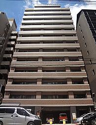 京都府京都市中京区船屋町の賃貸マンションの外観