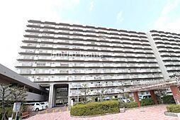 日興千里台スカイタウンA棟[3階]の外観