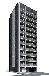 ブルースクエアー響IV[405号室]の外観
