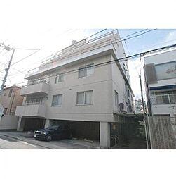 東京都港区白金台5丁目の賃貸マンションの外観