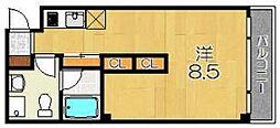 pieni pesa[1階]の間取り