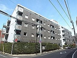 東京都杉並区上荻2丁目の賃貸マンションの外観