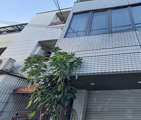 シャルム玉出[4階]の外観