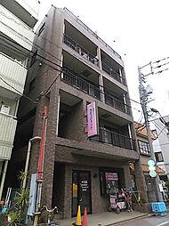 埼玉県戸田市川岸2丁目の賃貸マンションの外観
