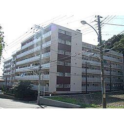神奈川県横浜市港北区日吉本町2丁目の賃貸マンションの外観